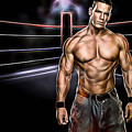 John Cena Wrestling Collection by Marvin Blaine