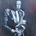 John Coltrane by Kathy Stiber