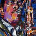 John Coltrane Live by Debra Hurd