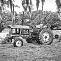 John Deere - Hay Rake by Scott Hansen