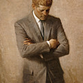 John F Kennedy by War Is Hell Store