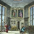 John Flamsteed, C. 1700 by Granger