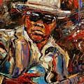 John Lee Hooker by Debra Hurd