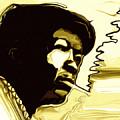 John Lee Hooker by Jeff DOttavio