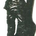 John Lennon by Larkin Chollar