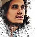 John Mayer by Tim Wemple