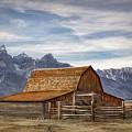 John Moulton Barn by Lynn Sprowl