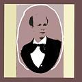 John P. Clum Portrait C. 1870 by David Lee Guss