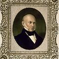 John Quincy Adams, 6th U.s. President by Science Source