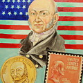 John Quincy Adams by Jan Mecklenburg
