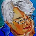 John Sothcott Our  Mutual Friend by Rusty Woodward Gladdish