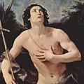 John The Baptist 1640 by Reni Guido
