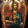 John The Baptist by Iosif Ioan Chezan