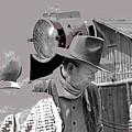 John Wayne And Director Howard Hawks  Alienated Rio Lobo Old Tucson Arizona 1970-2016 by David Lee Guss