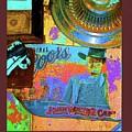 John Wayne Coors Light Commemorative Tinware  Coolidge Arizona 2004-2009 by David Lee Guss