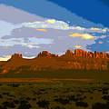 John Wayne Country by David Lee Thompson