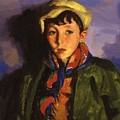 Johnnie Patton 1924 by Henri Robert