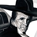 Johnny Cash by Keith  Thurman