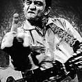 Johnny Cash by Zapista Zapista