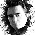 Johnny Cash by Tim Wemple
