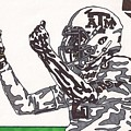 Johnny Manziel 10 Change The Play by Jeremiah Colley