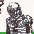 Johnny Manziel 11  by Jeremiah Colley