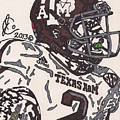 Johnny Manziel 5 by Jeremiah Colley