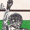 Johnny Manziel 7 by Jeremiah Colley
