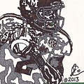Johnny Manziel 8 by Jeremiah Colley