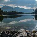 Johnson Lake by Todd Carriveau