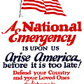 Arise America Before It Is Too Late - Join The Navy by War Is Hell Store