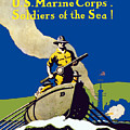 Join The Us Marines Corps by War Is Hell Store