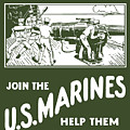 Join The Us Marines by War Is Hell Store