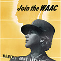 Join The Waac - Women's Army Auxiliary Corps by War Is Hell Store