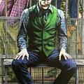 Joker by Carola Moreno