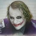 Joker by David Easterly