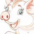 Jolly Miss Piggy by Teresa White