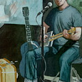 Jon Short-have Blues Will Travel by Lynn Babineau