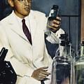 Jonas Salk (1914-1995) by Granger