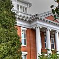 Jonesborough Courthouse Tennessee by Douglas Barnett