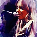 Joni Mitchell, Music Legend by John Springfield