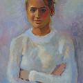 Jordan Dennis - Junior Miss 2005 by Robert Bissett