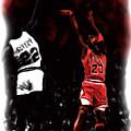 Jordan Over Salley by Brian Reaves