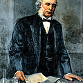 Joseph Lister, Surgeon And Inventor by Wellcome Images