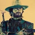 Josey Wales Outlaw. Smokin Gun by Robert Ward