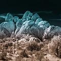 Joshua Tree Boulder Formation by Blake Webster