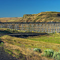 Joso High Bridge Over The Snake River Wa 1x2 Ratio Dsc043632415 by Greg Kluempers
