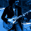 Journey #18 Enhanced In Blue by Ben Upham