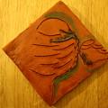 Joy Tears - Tile by Gloria Ssali
