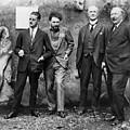 Joyce, Pound, Quinn & Ford by Granger